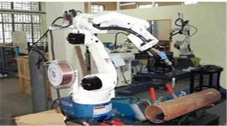 机器人焊接,焊接机器人