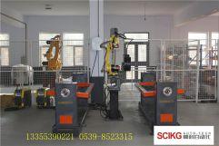 焊接机器人工作站案例