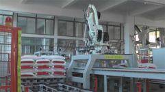 码垛机器人工作站